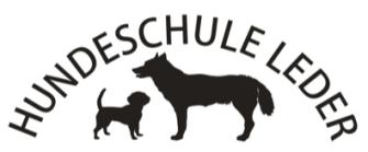 Hundeschule Leder Logo